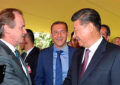 Bordet estuvo con el presidente de China Xi Jinping
